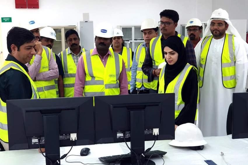 كهرباء الشارقة تبدأ تشغيل 8 محطات جديدة وتنتهي من مشروعات لتعديل الشبكات