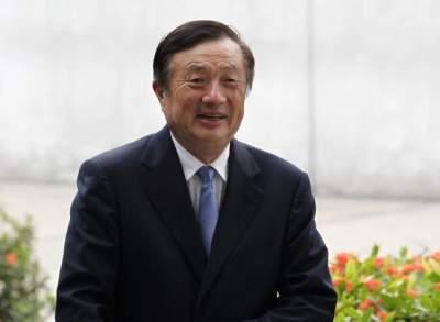 مؤسس شركة هواوي تكنولوجيز ورئيسها التنفيذي