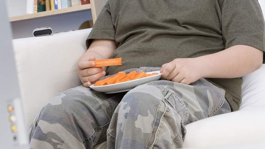 بدانة الأطفال الذكور في الصغر قد تسبب لهم مشكلة اعتلال القلب في الكبر