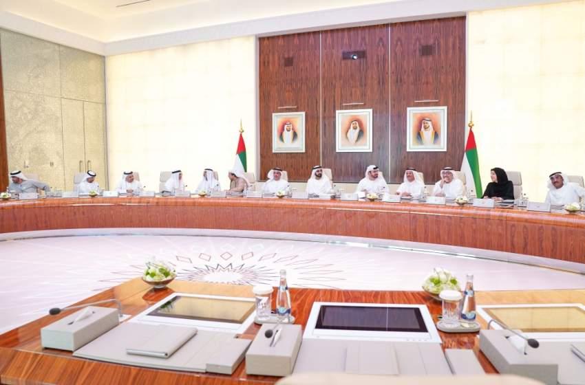 مجلس الوزراء يعتمد نسب تقاسم الإيرادات الضريبية بين الحكومة الاتحادية وحكومات الإمارات