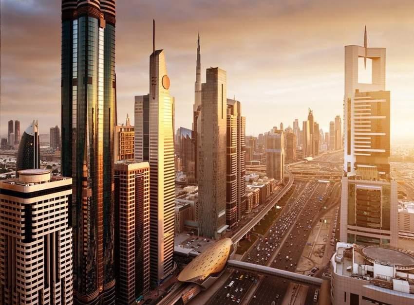 خطة شاملة لإدارة الحركة المرورية في دبي خلال الإجازة.