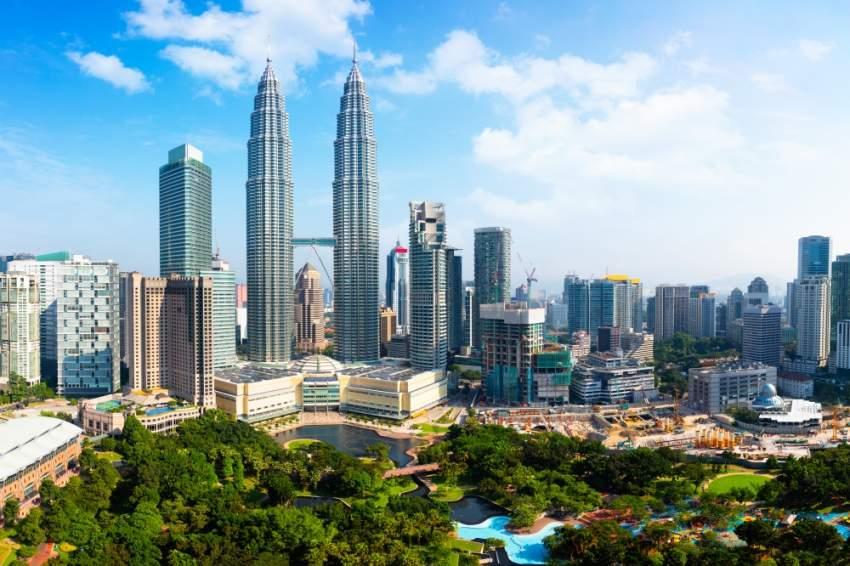 إمكانات سياحية هائلة لماليزيا.