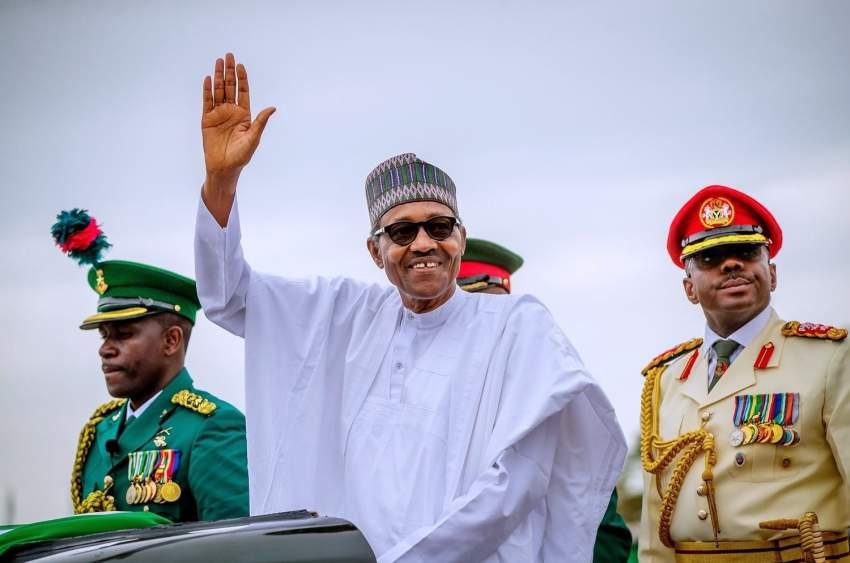 الإمارات تشارك في مراسم تنصيب رئيس نيجيريا ونائبه