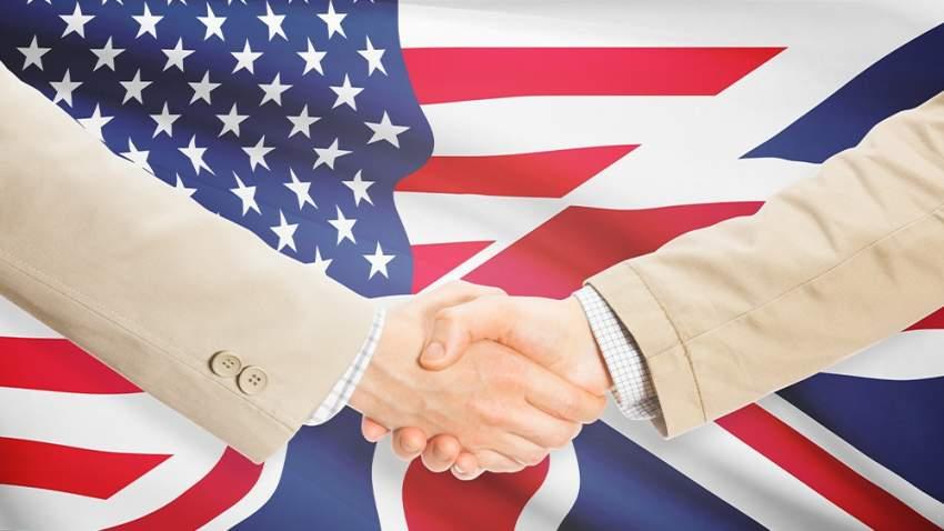 تمثل بريطانيا من جانبها سابع أكبر شريك تجاري للولايات المتحدة بعد الصين