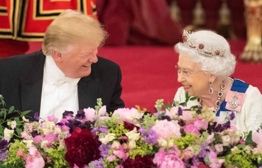 "ترامب يأمل بـ ""اتفاق تجاري مهم"" مع بريطانيا"