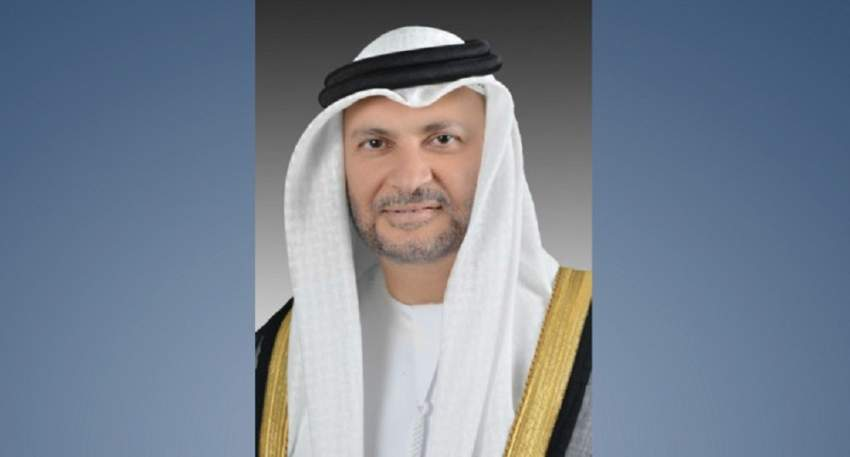 وزير الدولة للشؤون الخارجية الدكتور أنور بن محمد قرقاش