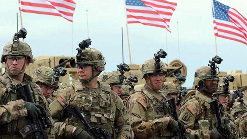 قوات امركية في شمال العراق