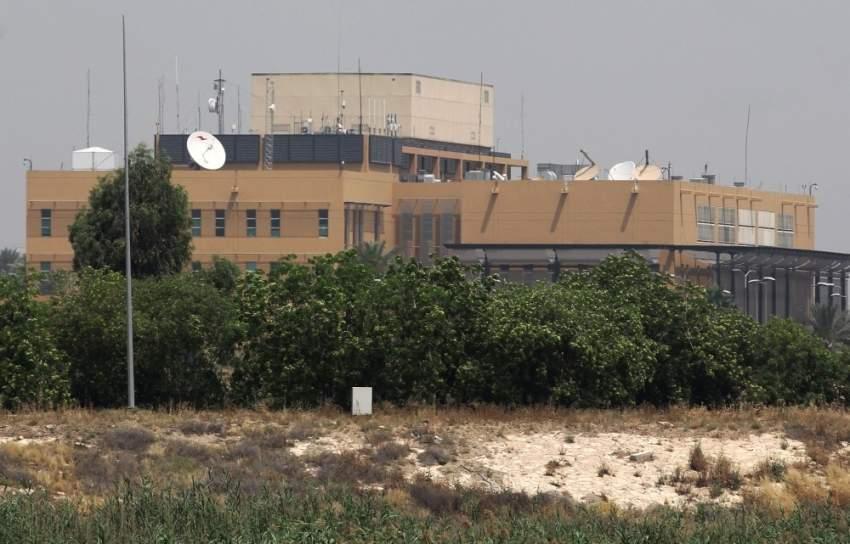 السفارة الامريكية ببغداد أ ف ب