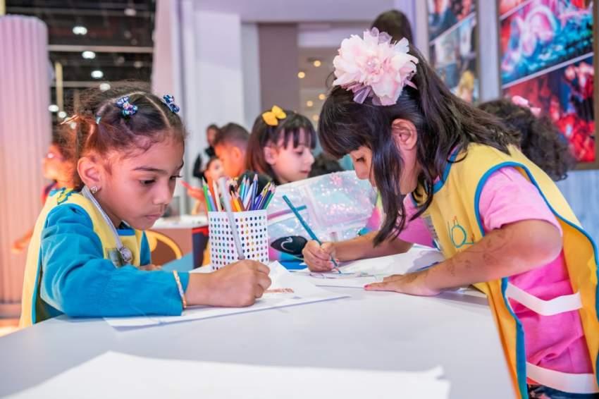 معرض أبوظبي الدولي للكتاب (1)