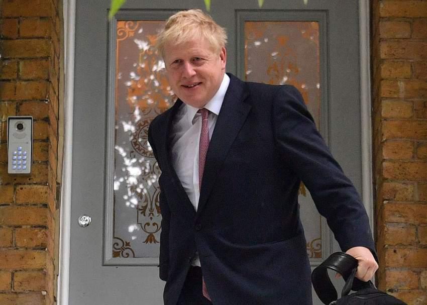 المرشح لرئاسة وزراء بريطانيا بوريس جونسون يعتزم خفض الضرائب على الدخل