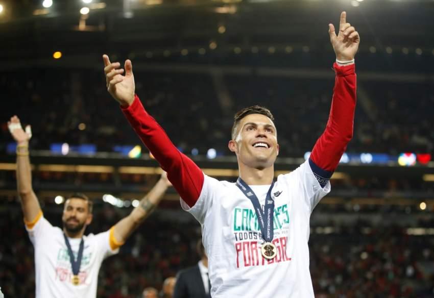 رونالدو مستاء بسبب جائزة أفضل لاعب في أمم أوروبا