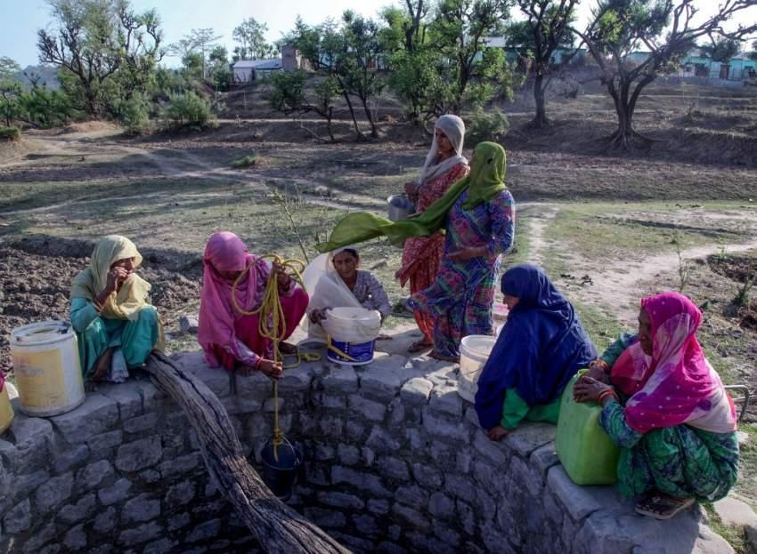 العثور على جثة طفل علق لأكثر من 4 أيام داخل بئر في الهند