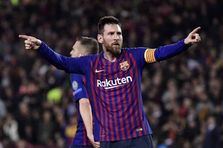 ميسي أعلى اللاعبين دخلاً لعام 2019 ومحمد صلاح ضمن القائمة