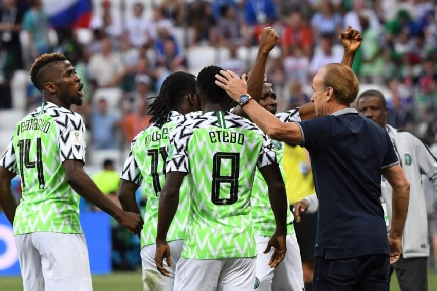 نسور نيجيريا تحلم بتاج القارة السمراء في مصر