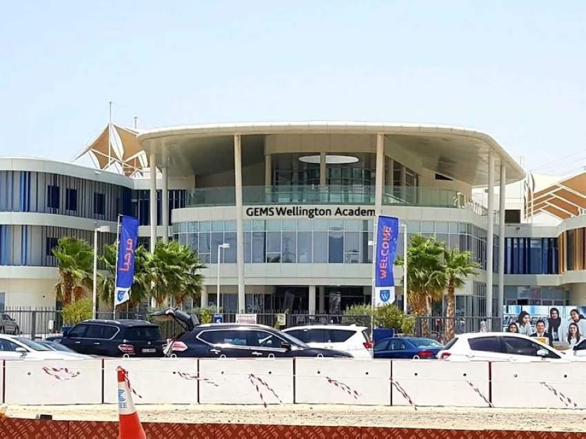 عاجل: شرطة دبي: إمرأة اقتحمت مبنى مدرسة