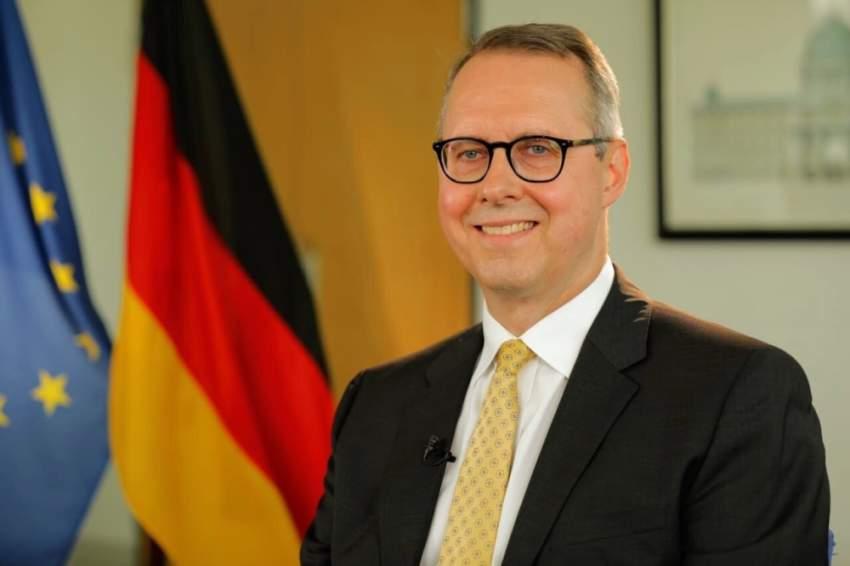 السفير الألماني في الإمارات