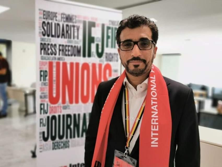 إنجاز إماراتي .. الاتحاد الدولي للصحفيين ينتخبُ الحمادي عضواً بلجنته التنفيذية