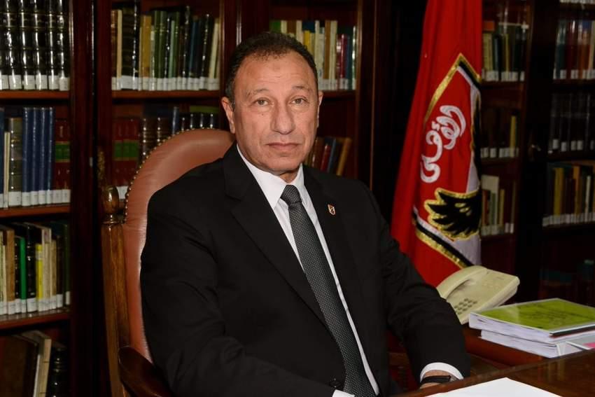 الكاف يختار رئيس الأهلي المصري سفيراً لبطولة كأس الأمم الأفريقية 2019