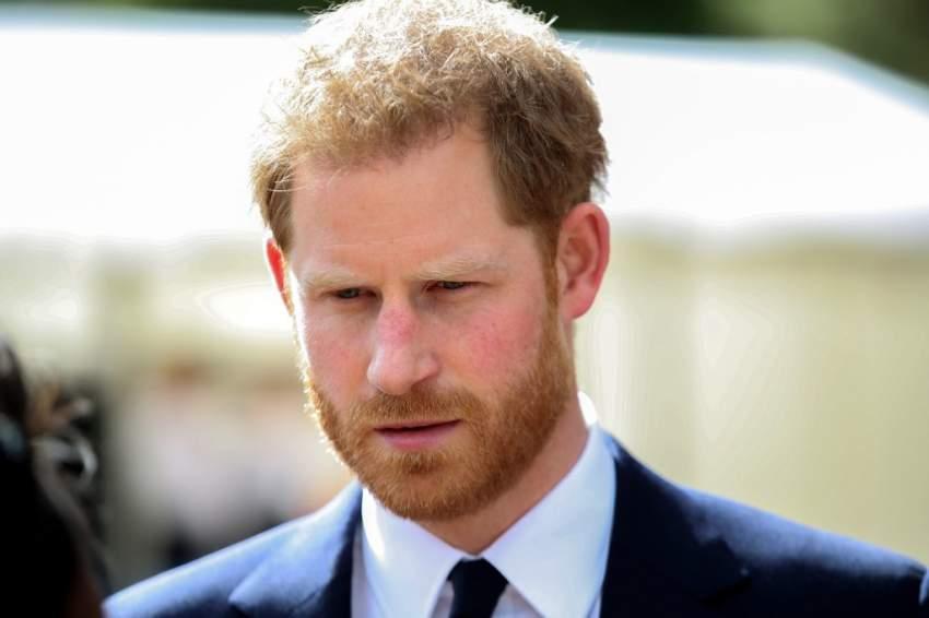 وثائقي يكشف هوس الأمير هاري بجنيفر أنيستون سابقاً