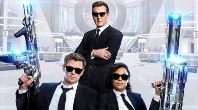 men in black (international)