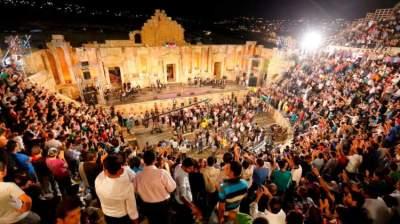مهرجان جرش سيعود في شهر يوليو