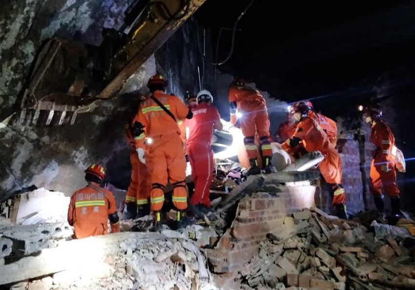 6 قتلى على الأقل و134 جريحاً في زلزال في جنوب غرب الصين
