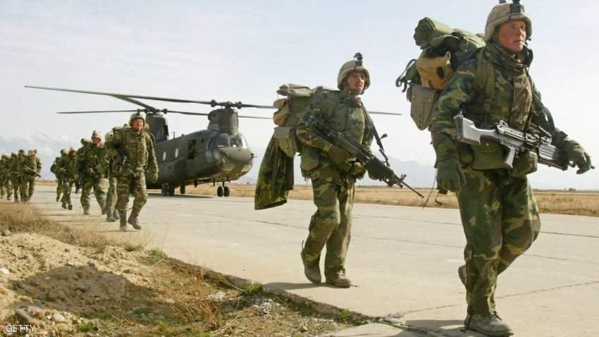 أمريكا تعتزم إرسال ألف جندي إضافي إلى الشرق الأوسط
