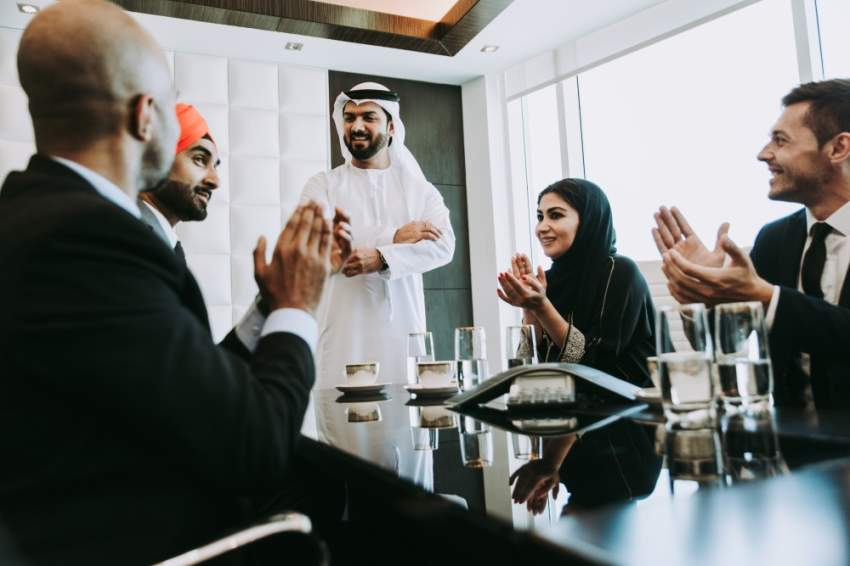 111.7 مليار درهم قيمة الاستثمارات الأجنبية في الإمارات خلال ثلاث سنوات