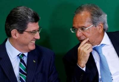 وزير الاقتصاد البرازيلي والرئيس الجديد للبنك الوطني للتنمية.(رويترز)