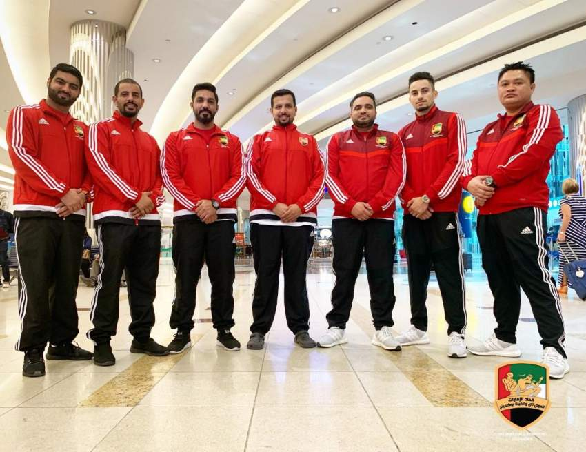 منتخب الإمارات للمواي تاي.