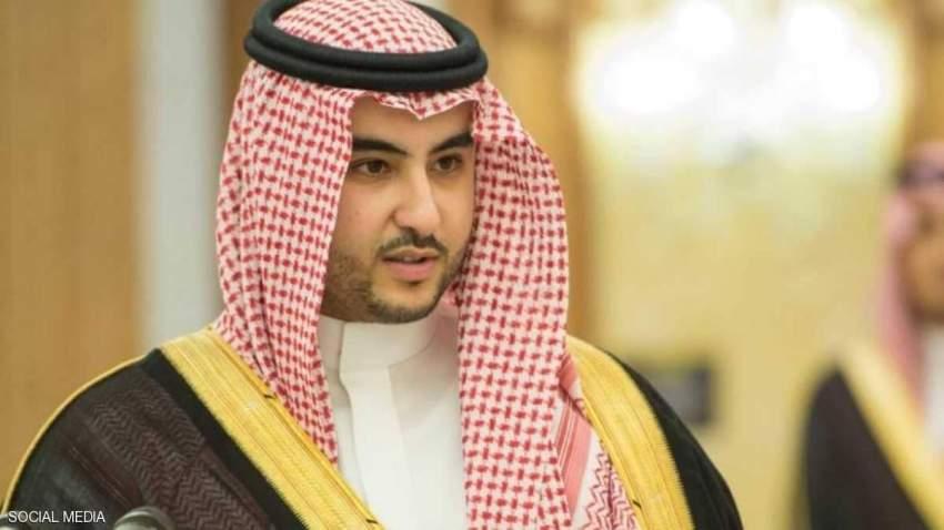 نائب وزير الدفاع السعودي يلتقي المبعوث الأمريكي الخاص لإيران