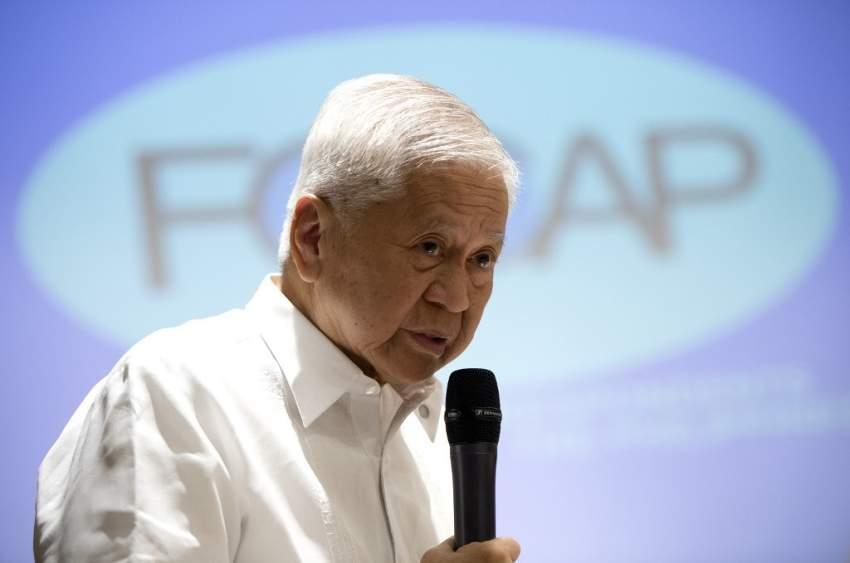 منع وزير خارجية سابق في الفلبين من دخول هونغ كونغ