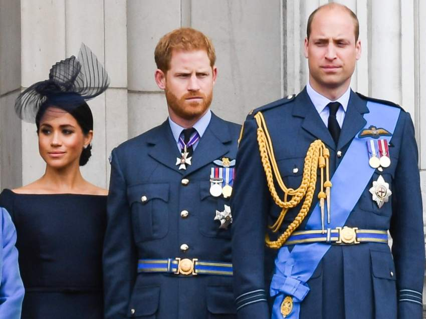 تصرف أخر لميغان وهاري في يوم ميلاد الأمير ويليام يشير لوجود خلاف