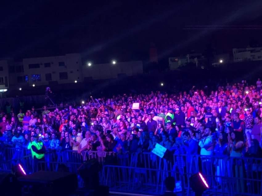 باقة من أهم النجوم يتألقون في مهرجان موازين بالمغرب