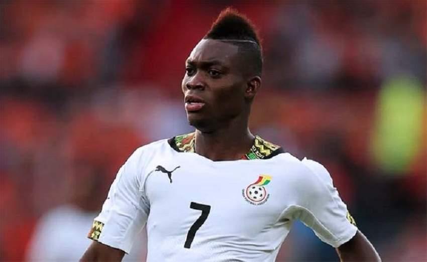 كريستيان أتسو - منتخب غانا