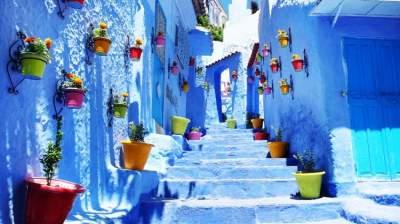 شفشاون لؤلؤة زرقاء في ربوع المغرب