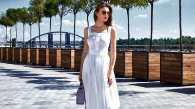 الفساتين البيضاء مثالية لفصل الصيف