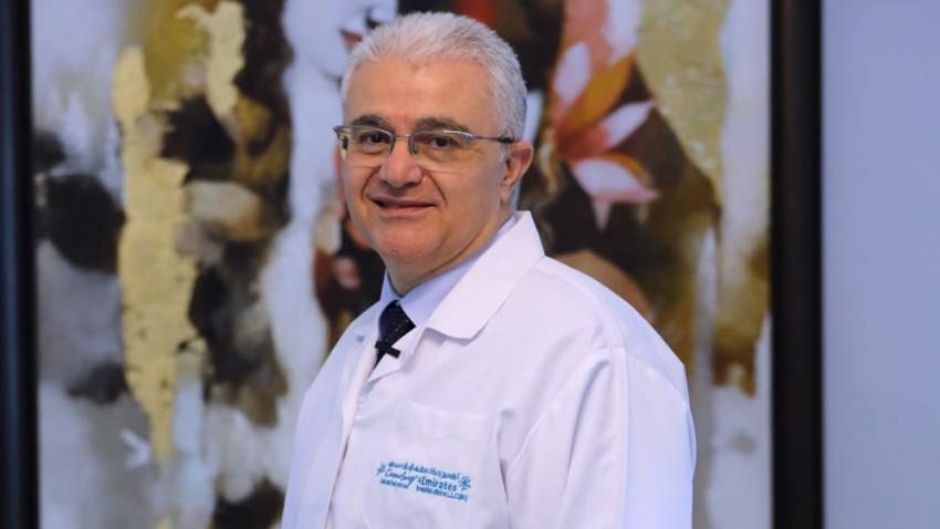 الدكتور عفيف كنج