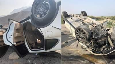 وفاة مواطنة في حادث سيارة