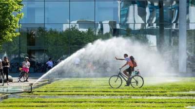 موجة الحر في ألمانيا ساهمت من رفع مبيعات المراواح الهوائية