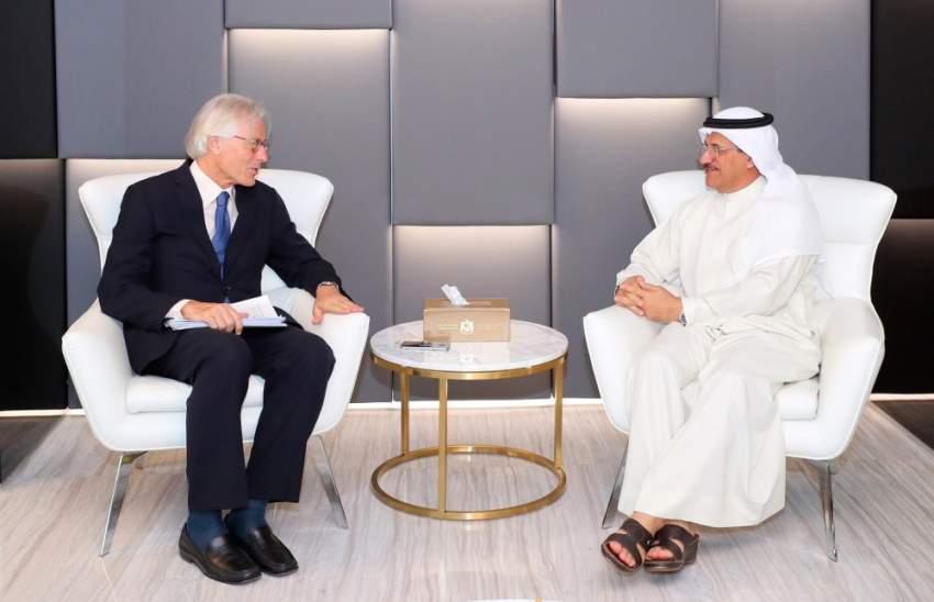 الإمارات ترحب بتنشيط مفاوضات التجارة الحرة مع الاتحاد الأوروبي
