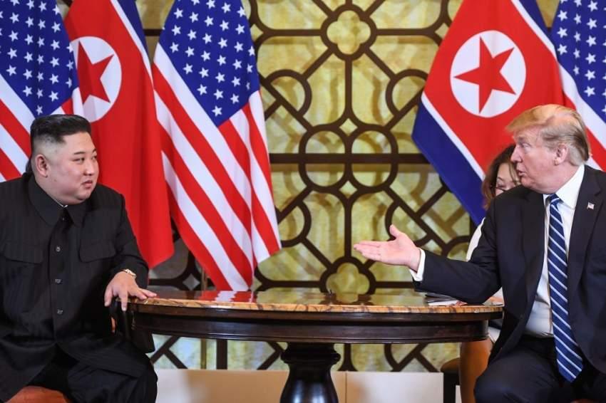 ترامب يقترح لقاء كيم هذا الأسبوع في المنطقة المنزوعة السلاح
