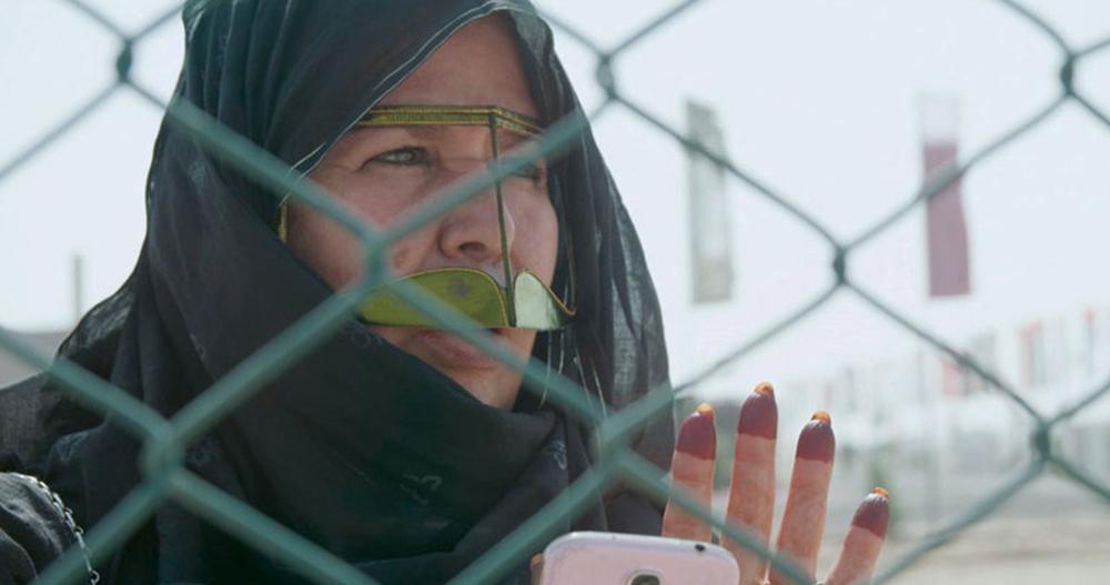 لقطة من الفيلم الوثائقي الإماراتي سماء قريبة.