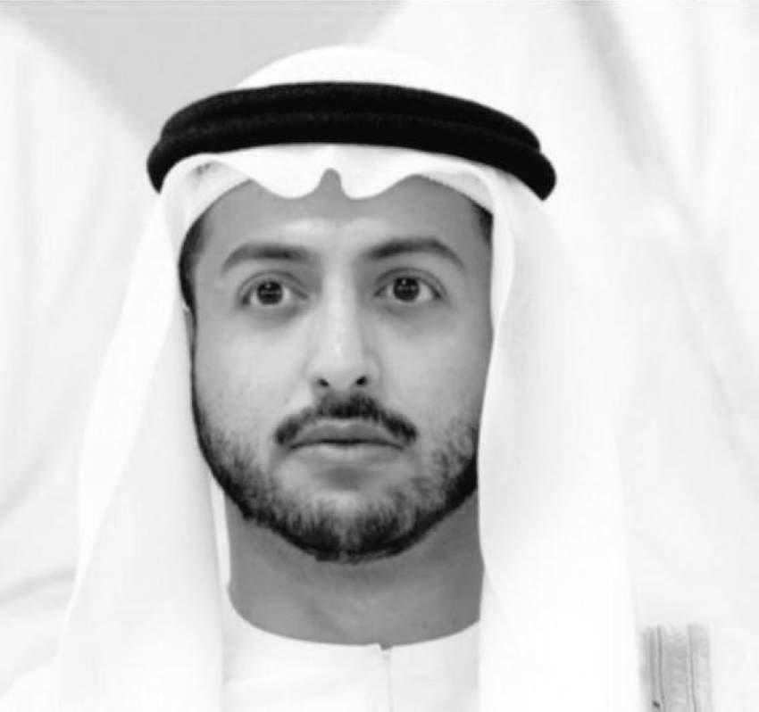 المغفور له بإذن الله تعالى الشيخ خالد بن سلطان القاسمي