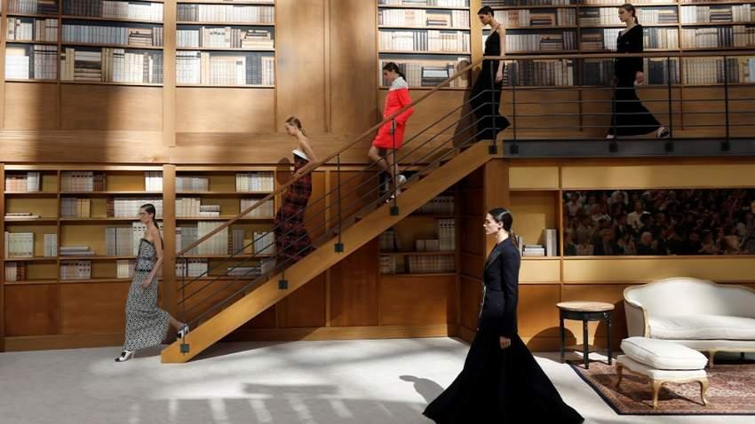 المجموعة من تصميم المصممة فيرجيني فيارد