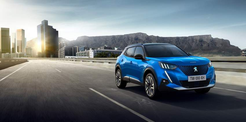 Image 3 - All new Peugeot 2008