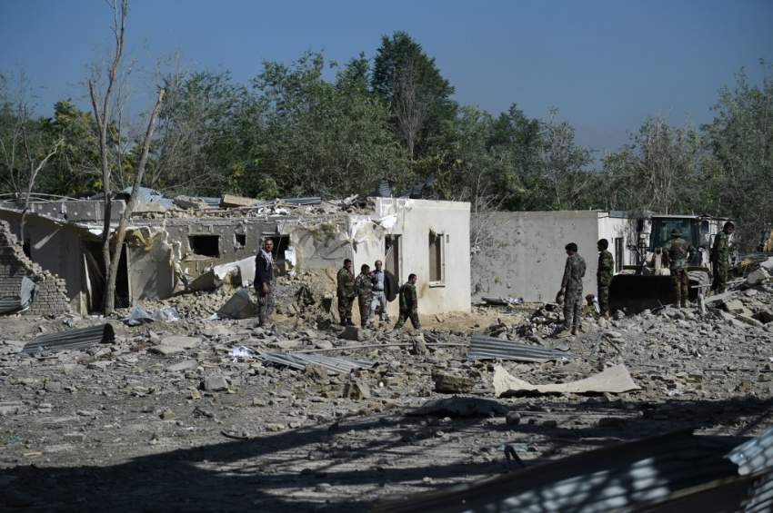 الإمارات تدين الهجوم الإرهابي في كابل