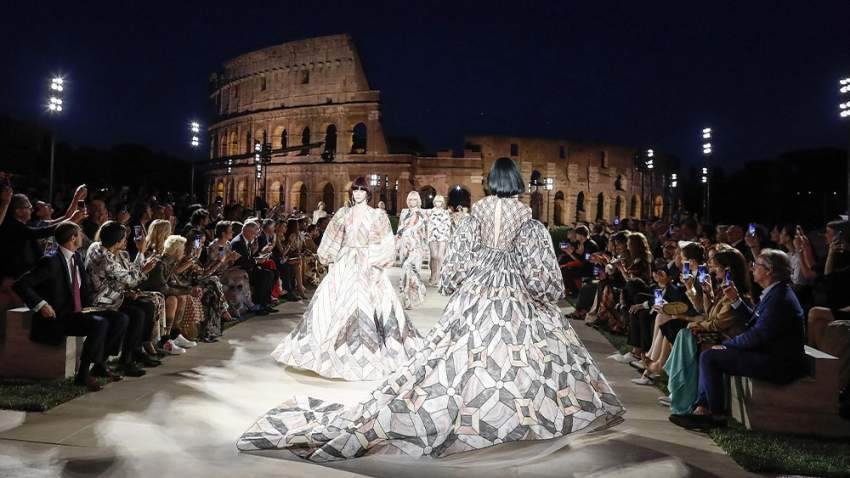 ختام عرض فيدني في روما