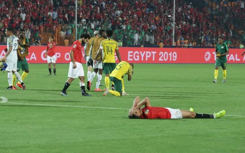 صدمة مصرية بعد وداع كان أمس. (إي بي ايه)
