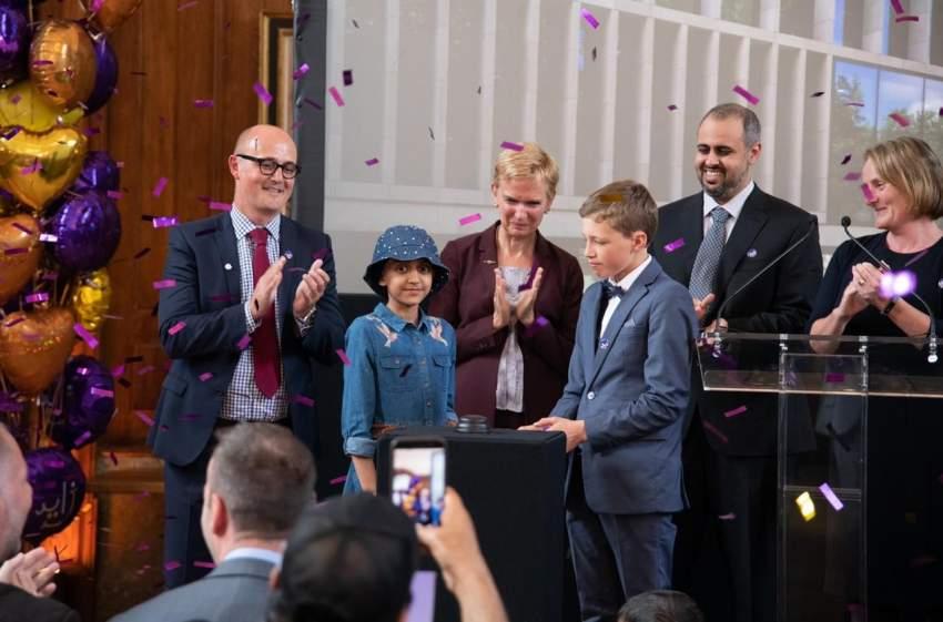 مركز زايد لأبحاث الأمراض النادرة لدى الأطفال في لندن